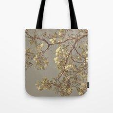 Under the Honey Locust Tree Tote Bag