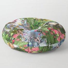 Fairy Kingdom Forest Dreamland Fantasy Stories Floor Pillow