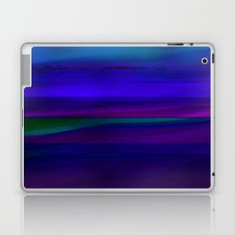 Seascape At Night Laptop & iPad Skin