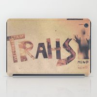 word iPad Cases featuring word  by bugo
