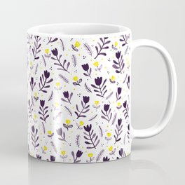tiptoe through the tulips ... Coffee Mug