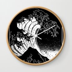 Hokusai, the Great Wave Wall Clock