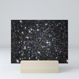 Galaxy Glitter Mini Art Print