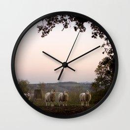 Countryside Wall Clock