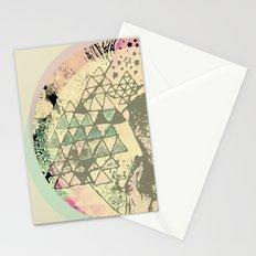 Shape Mesh Stationery Cards