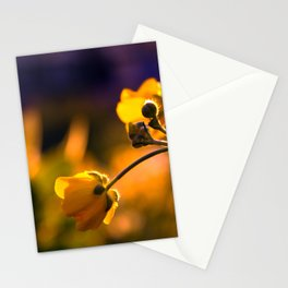 A Wild Flower Sunset Stationery Cards