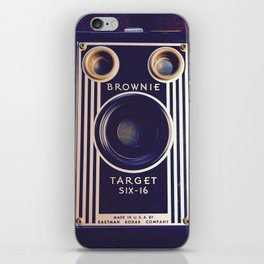 Brownie Camera iPhone Skin