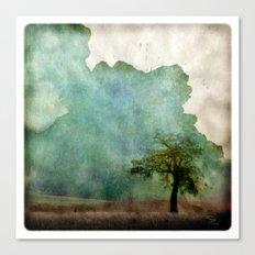 A Tree Apart Canvas Print