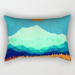 Albanian Nature Rectangular Pillow