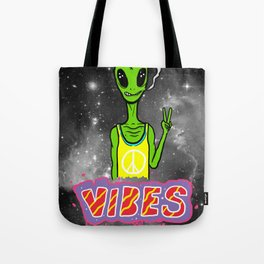 Vibes Tote Bag