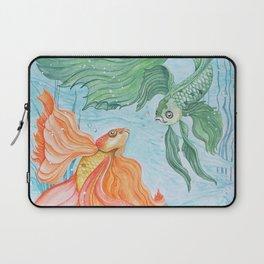 Betta Dance Laptop Sleeve