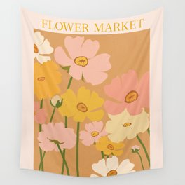 Flower Market - Ranunculus #1 Wall Tapestry