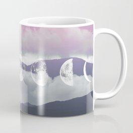 Pink Moontime Coffee Mug