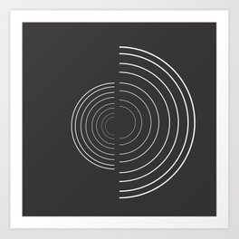 simplicity #minimal #decor #buyart Art Print