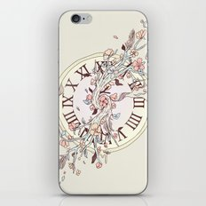 Blossoming Passage iPhone & iPod Skin