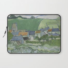 View of Auvers Laptop Sleeve