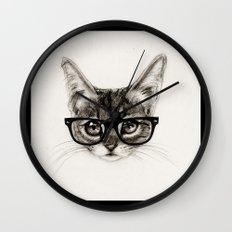Mr. Piddleworth Wall Clock