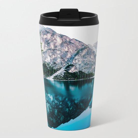 Away from civilization Metal Travel Mug