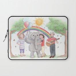 Sharon, Lois & Bram - The Elephant Show Laptop Sleeve