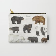 Bears Carry-All Pouch