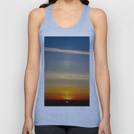 Sunset (1) Unisex Tank Top