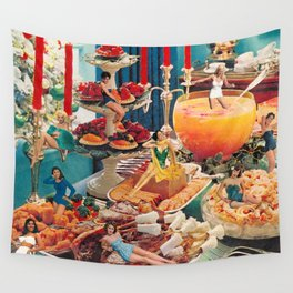 The Feast Wall Tapestry