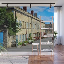 Tontine Buildings on Cecily St - Study I Wall Mural