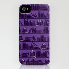 Bookworms Slim Case iPhone (4, 4s)