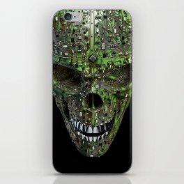 Bad data iPhone Skin