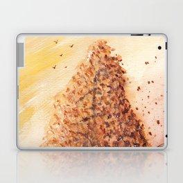Autumn Tree Landscape Laptop & iPad Skin
