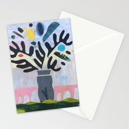 Pont du Gard Plant Stationery Cards