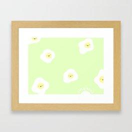 Brunch? Framed Art Print