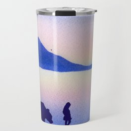Bearly morning Travel Mug