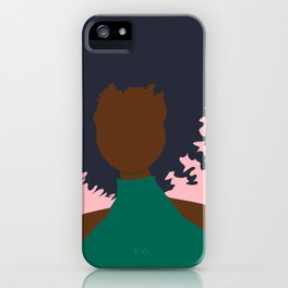 Thoughts of Pink iPhone Case