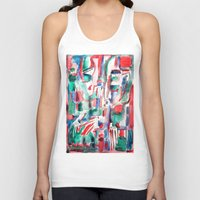 couple Tank Tops featuring Couple by 5wingerone