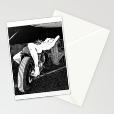 asc 585 - L'étalage (The display) Stationery Cards