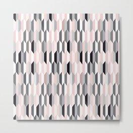 pink eighteen Metal Print