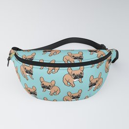 The Cute Black Mask Fawn French Bulldog Needs Some Attention Fanny Pack