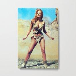 Classic Raquel Metal Print