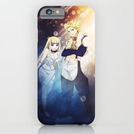 Natsu Dragneel iPhone Case