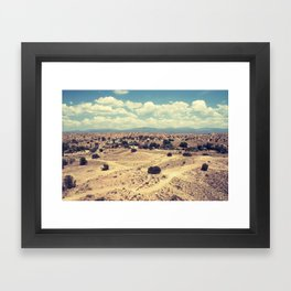 New Mexico 4 Framed Art Print