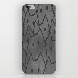 cats-318 iPhone Skin