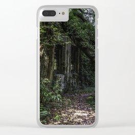 Ex Zuccherificio Eridania Clear iPhone Case
