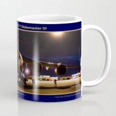 UNITED STATES AIR FORCE C-17 GLOBEMASTER III Mug