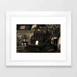 ``Dollars & Cents`` Framed Art Print