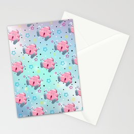 Pink Poo Stationery Cards