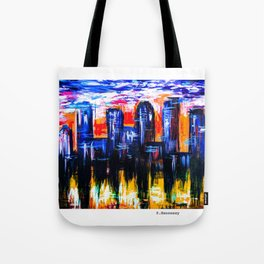 Louisville Day Tote Bag