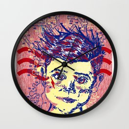 cool kid16S Wall Clock