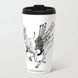 Pronghorn Metal Travel Mug