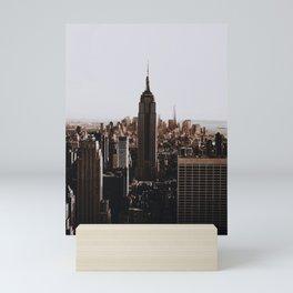 Rockefeller Center / New York City Mini Art Print